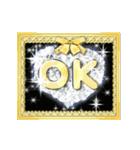 ▷光の冬☆年末年始☆クリスマス☆(個別スタンプ:10)