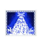 ▷光の冬☆年末年始☆クリスマス☆(個別スタンプ:17)