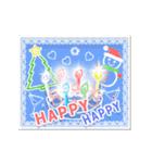 ▷光の冬☆年末年始☆クリスマス☆(個別スタンプ:20)