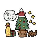 サンタ帽さんの冬スタンプ(個別スタンプ:05)
