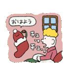サンタ帽さんの冬スタンプ(個別スタンプ:11)