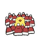サンタ帽さんの冬スタンプ(個別スタンプ:19)