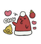 サンタ帽さんの冬スタンプ(個別スタンプ:39)