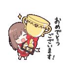 ジャージちゃん5.5(個別スタンプ:03)