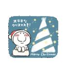 まるぴ★動く冬2019(個別スタンプ:19)