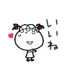 挨拶大好き☆くるリボン(個別スタンプ:27)