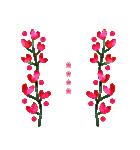 ★北欧風ボタニカル★10文字まで入力可能(個別スタンプ:31)