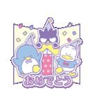サンリオキャラクターズ(グリーティング)(個別スタンプ:16)