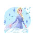 アナと雪の女王2 カスタムスタンプ(個別スタンプ:28)