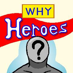[LINEスタンプ] なんかヒーローズ