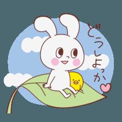 ポケラビ〜モチうさぎとピヨ丸②〜