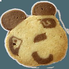 たのしいパンダクッキー
