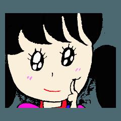 モナカちゃんと仲間たち(シンプル編)⑱