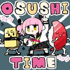 第2弾 輝!SHINEちゃんスタンプ!