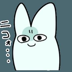 うさぎ魚オギちゃんとヒトデさん