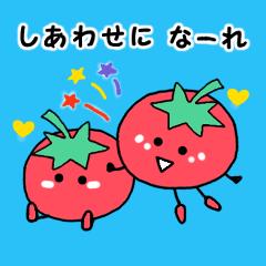 毎日 しあわせ ミニトマト