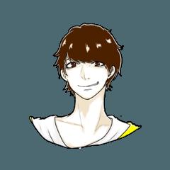 [LINEスタンプ] 表情で訴えるスタンプ