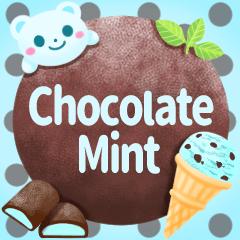 チョコミントの詰め合わせ