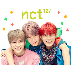 [LINEスタンプ] NCT 127 SPECIAL (1)