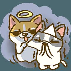 毎日の子犬 - 幽霊月間スペシャル