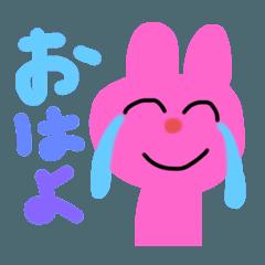 ぴょん吉とプー太郎(涙もろい)