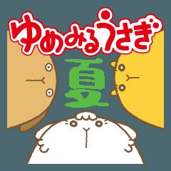 ゆめみるうさぎ 札幌 ☆夏