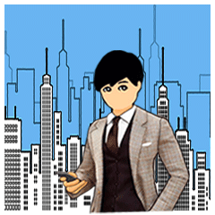 スーツ男子コレクション