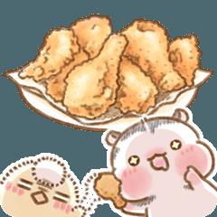 Pandamouseのおいしい食事時間!!