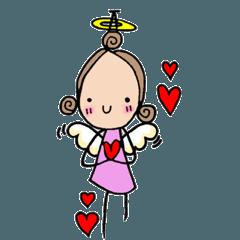 かわいいangel♪つられた天使 anny