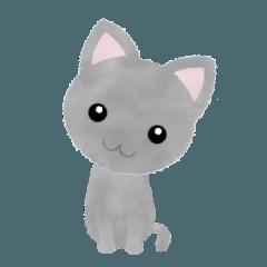 [LINEスタンプ] 宮城の猫 (1)