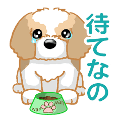 Shih Tzu シーズー Ver2(動く)