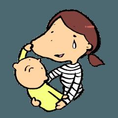 新米ママの日常