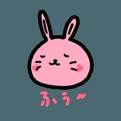 うさみるく(いちご味)