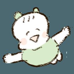 そうちゃんの赤ちゃん語スタンプ