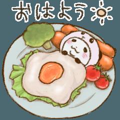 パンダinぱんだ(飯テロ編2)