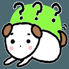 [LINEスタンプ] ほのぼの犬のやさしいスタンプ