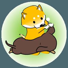 W・激しく尻尾をふるイヌ 3 【関西弁風】