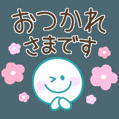 カラフルな手書き☆使いやすい言葉