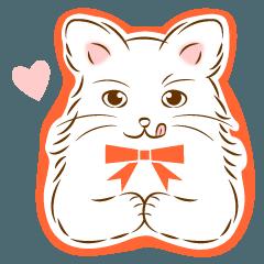 フサ猫ちゃん1【修正版】