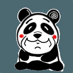 パンダの気持ちです