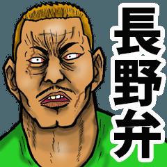 恐い顔の長野弁