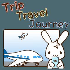 らびちゃん【旅行】英語