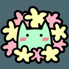 かわいいスライムたち★SLIME CAT&FRIENDS