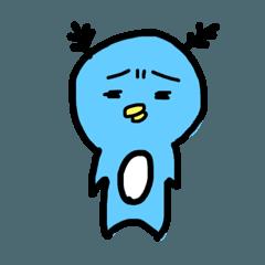 [LINEスタンプ] ぺんぎん3