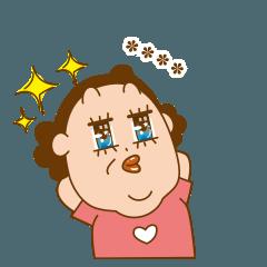 [LINEスタンプ] いとしの我が友へ(大人編)