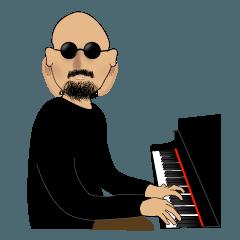 ピアニスト ピンピン