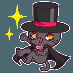 黒猫怪盗のバックレー