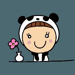 めいちゃんパンダ4