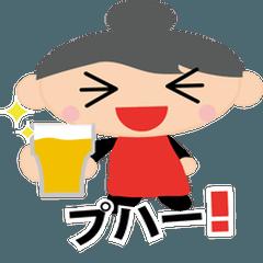 クラフトビール女子
