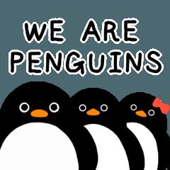 ペンギン用スタンプ2